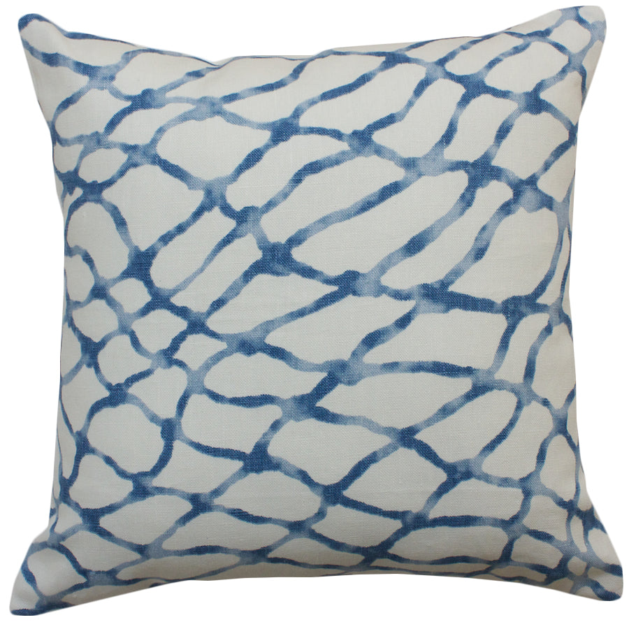 Kravet Seascape Linen Cushion