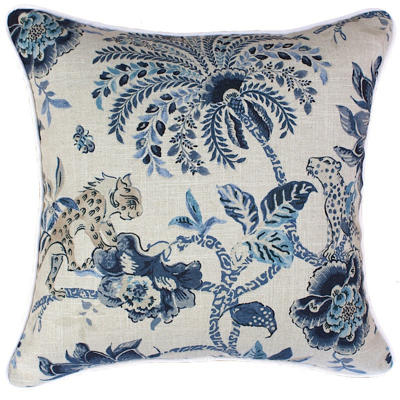 Serengeti Floral Cushion