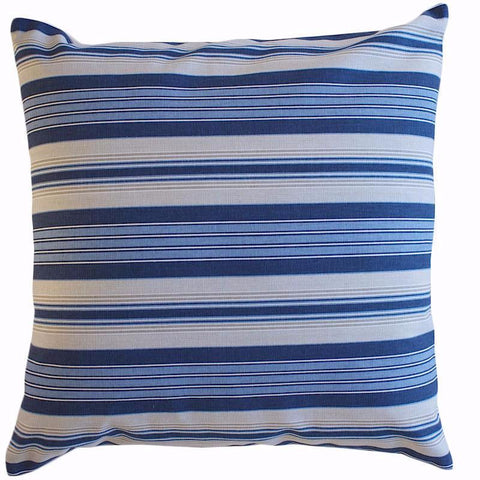 Beach House Striped Cushion