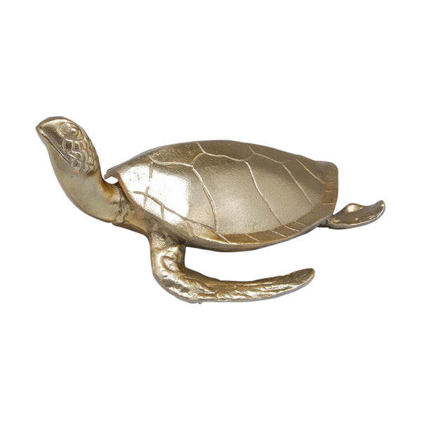 Brass Turtle Ornament