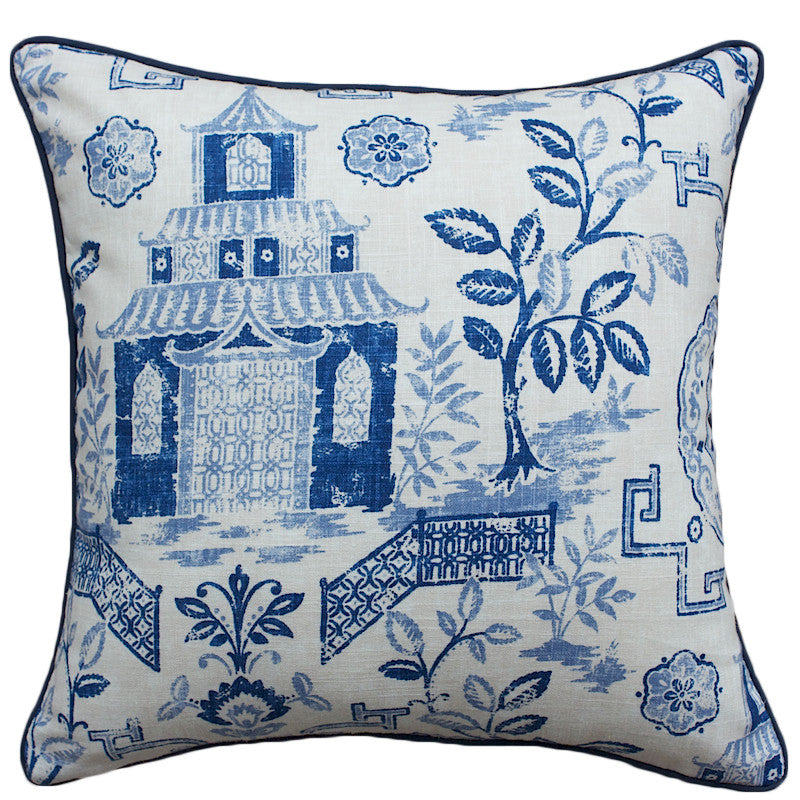 Teahouse Oriental Cushion