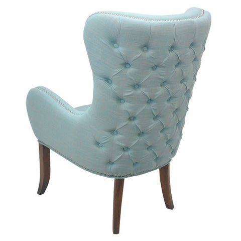 St Lucia Chair Blue