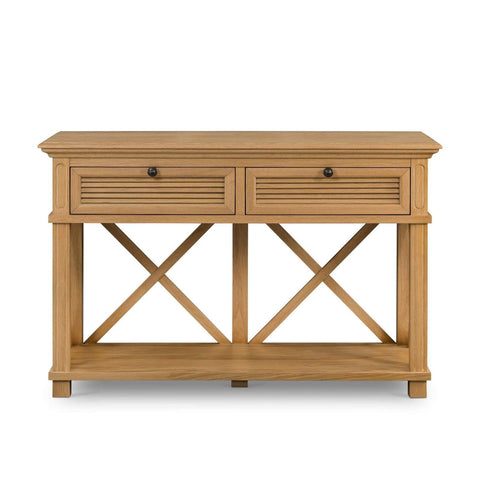 West Beach Console Table Natural