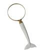 Whale Tail Magnifying Glass