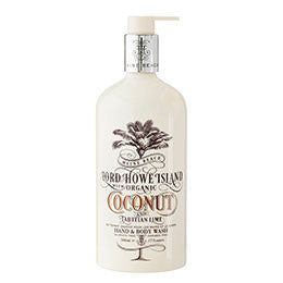 Hand & Body Wash- Coconut & Tahitian Lime Fragrance 500ml