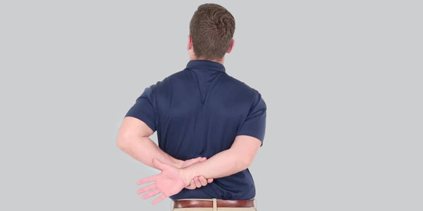 Frozen Shoulder Stretches that Thaw