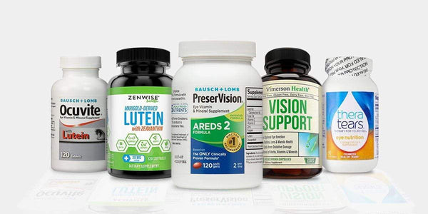 11 Best Eye Supplements