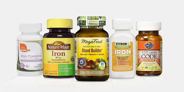 9 Best Iron Supplements For Men