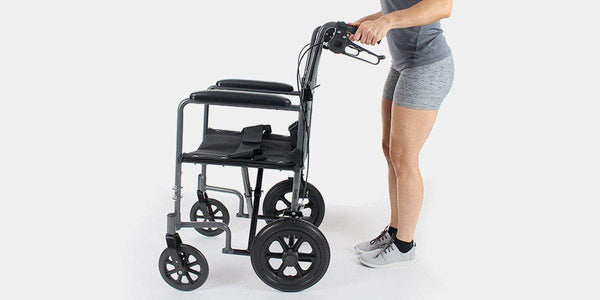 9 Best Transport Wheelchairs
