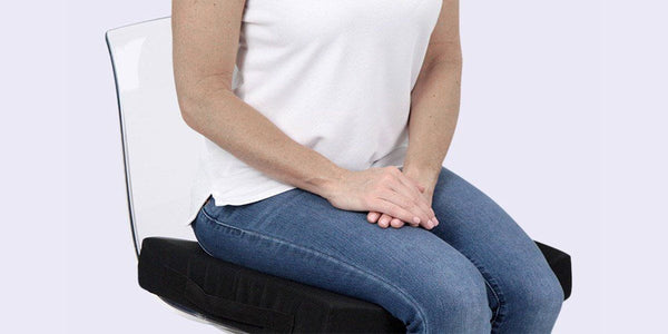How to Deal with Lower Back Pain When Sitting