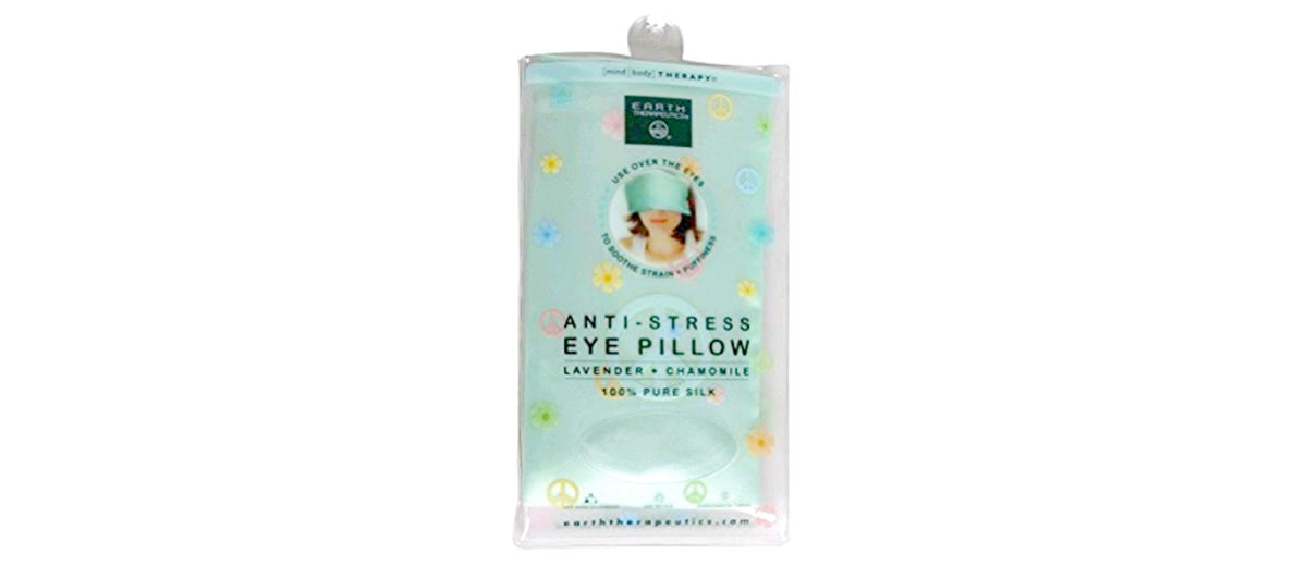 Anti-Stress Eye Pillow by Earth Therapeutics