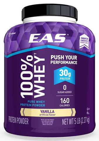 100% Pure Whey Protein Powder by EAS