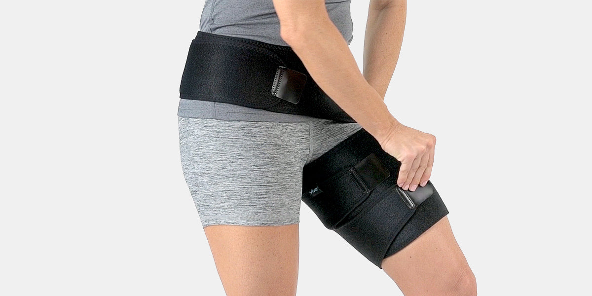 Groin Wrap by Vive