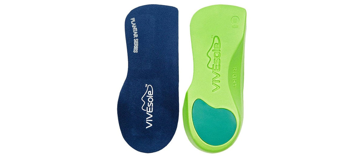 3/4 Length Orthotics by ViveSole