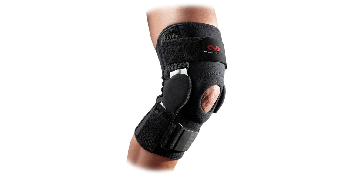 422 Knee Brace with Dual Disk Hinges by McDavid