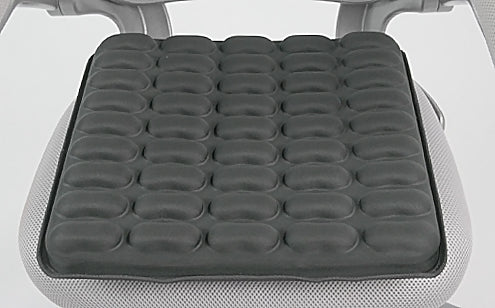 Chair with max gel seat cushion