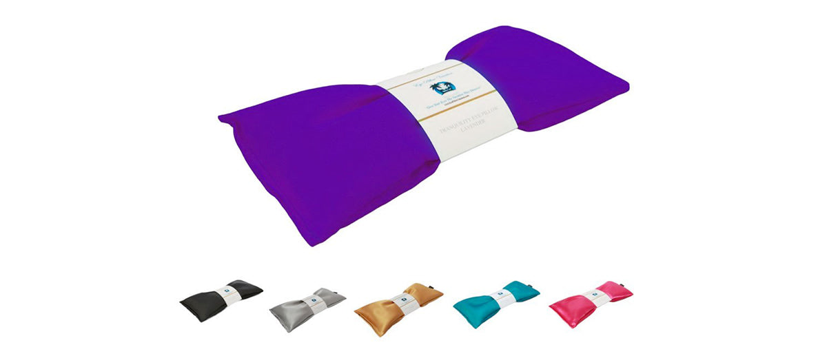 Organic Eye Pillow by Eye Pillow Vacation