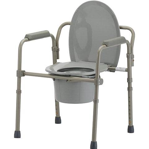 8700-S Folding Commode by Nova Medical Products