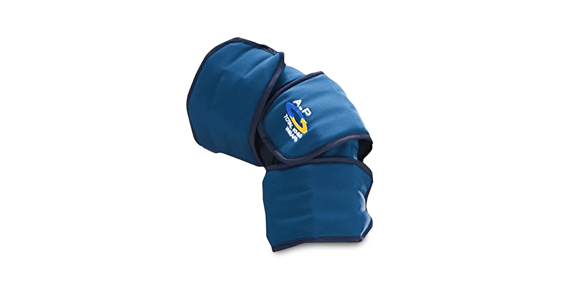 A to P Total Knee Wrap
