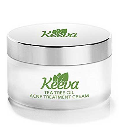 Acne Treatment for Scars by Keeva Organics