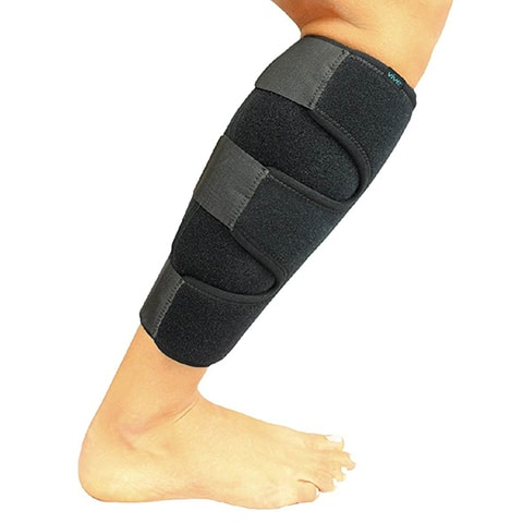 Adjustable Calf Brace Shin Support by Vive