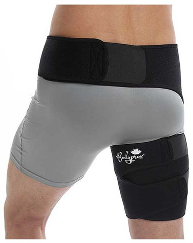 Adjustable Support for Hip by Bodyprox