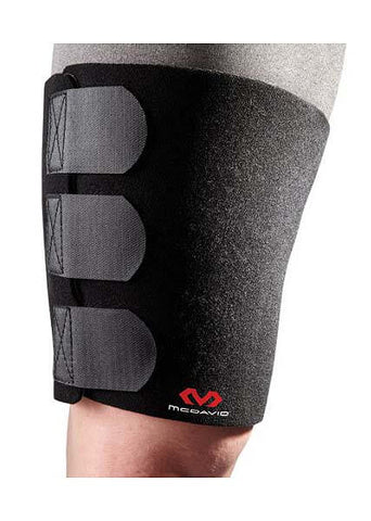 Adjustable Thigh Compression Wrap by McDavid