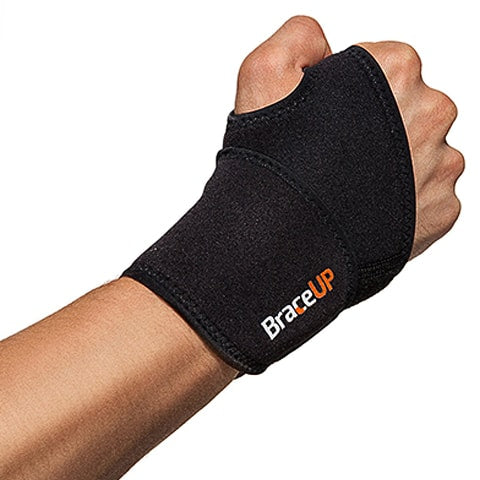 Adjustable Wrist Support by BraceUP