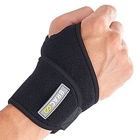 Adjustable Wrist Wrap by Bracoo