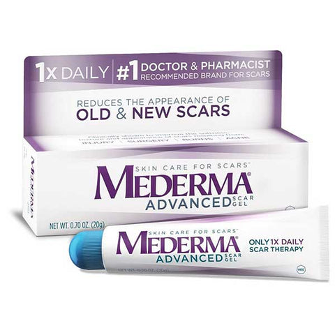 Advanced Scar Gel by Mederma