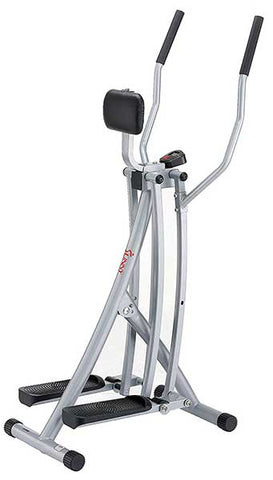 Air Walk Trainer Elliptical Machine Glider by Sunny Health & Fitness
