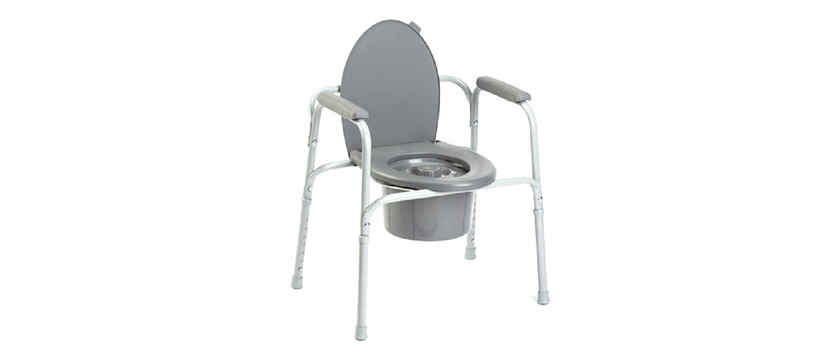 All-in-One Commode by Invacare