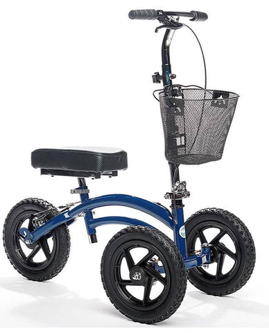 All Terrain Steerable Knee Scooter by KneeRover