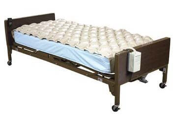 Best air mattress for hospital beds review vive health
