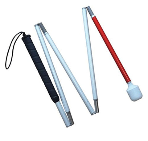 Aluminum Cane for Blind by VSONE