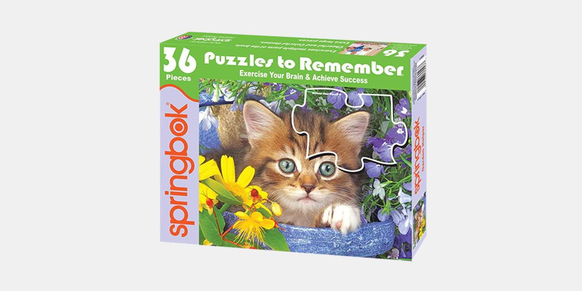 Jigsaw Puzzles by Keeping Busy