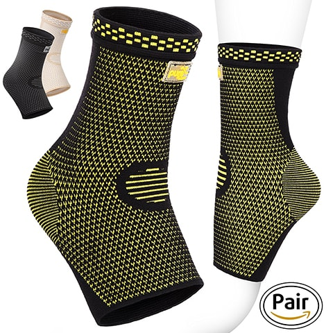 Ankle Brace Sleeves by Pure Support