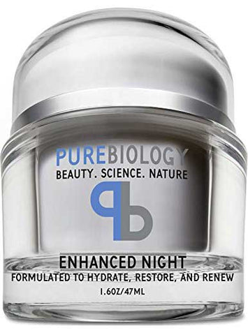 Anti-Aging Night Cream by Pure Biology