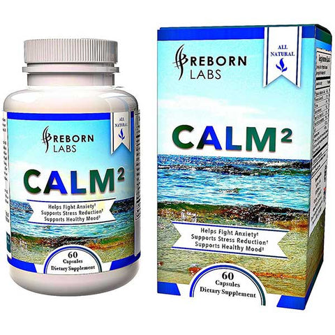 Anxiety Relief Supplement by Reborn Labs