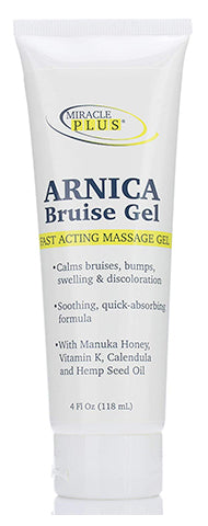 Arnica Bruise Cream by Miracle Plus