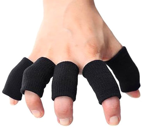 Arthritis and Sport Elastic Finger Sleeves by Busy Mom