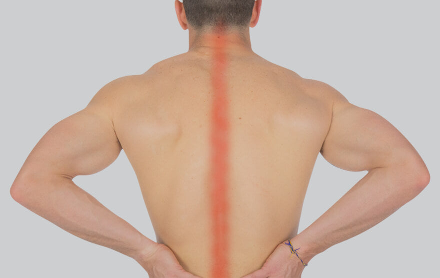 Arthritis in back