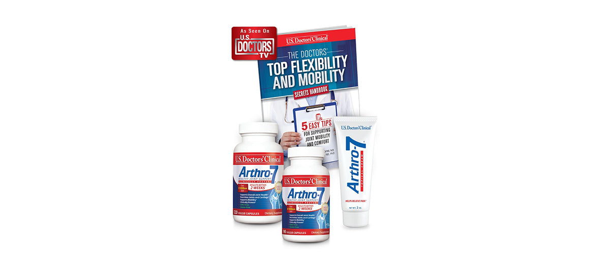Arthro-7 Joint Supplement by U.S. Doctors' Clinical