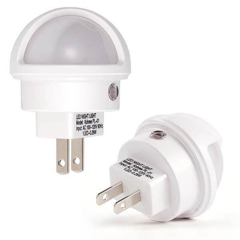 Automatic Plug-in LED Night Light Lamp by Kohree