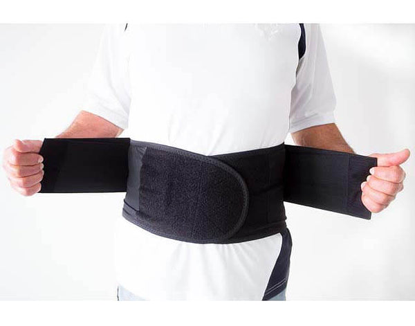 Back Brace Belt for Lumbar Support by NeoMedinaTech