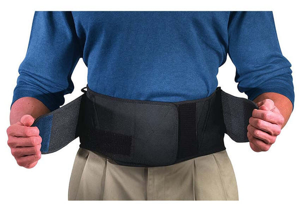 Back brace for Lumbar support by Mueller 255