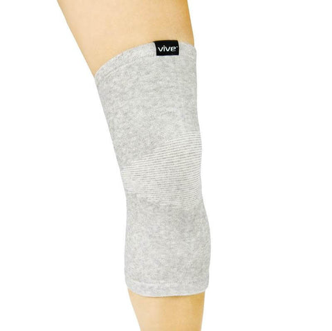 Bamboo Knee Support (Pair) by Vive