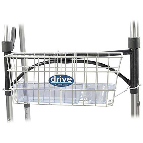 Basket with Plastic Cup Holder by Drive Medical