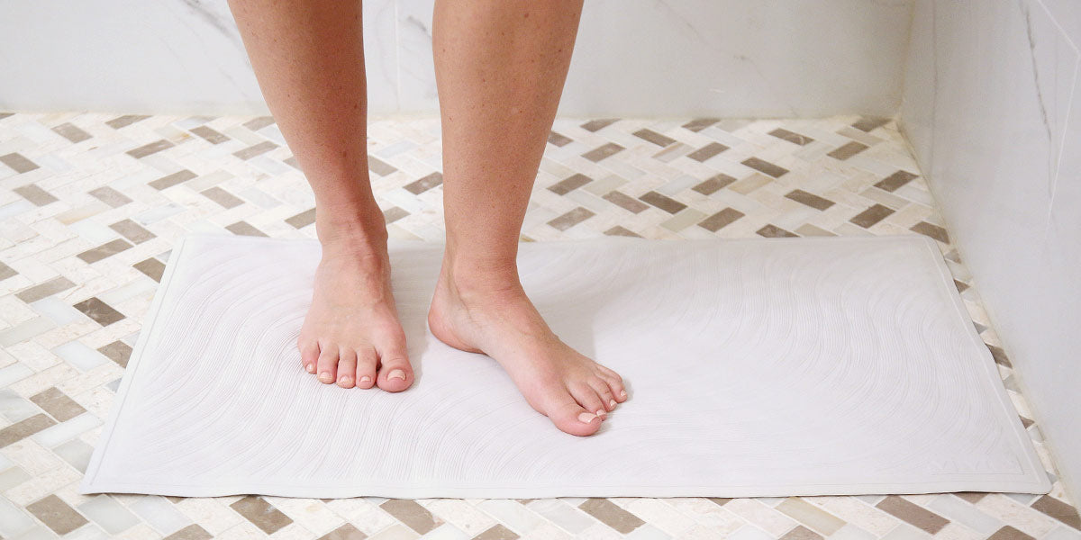Bath Mat by Vive