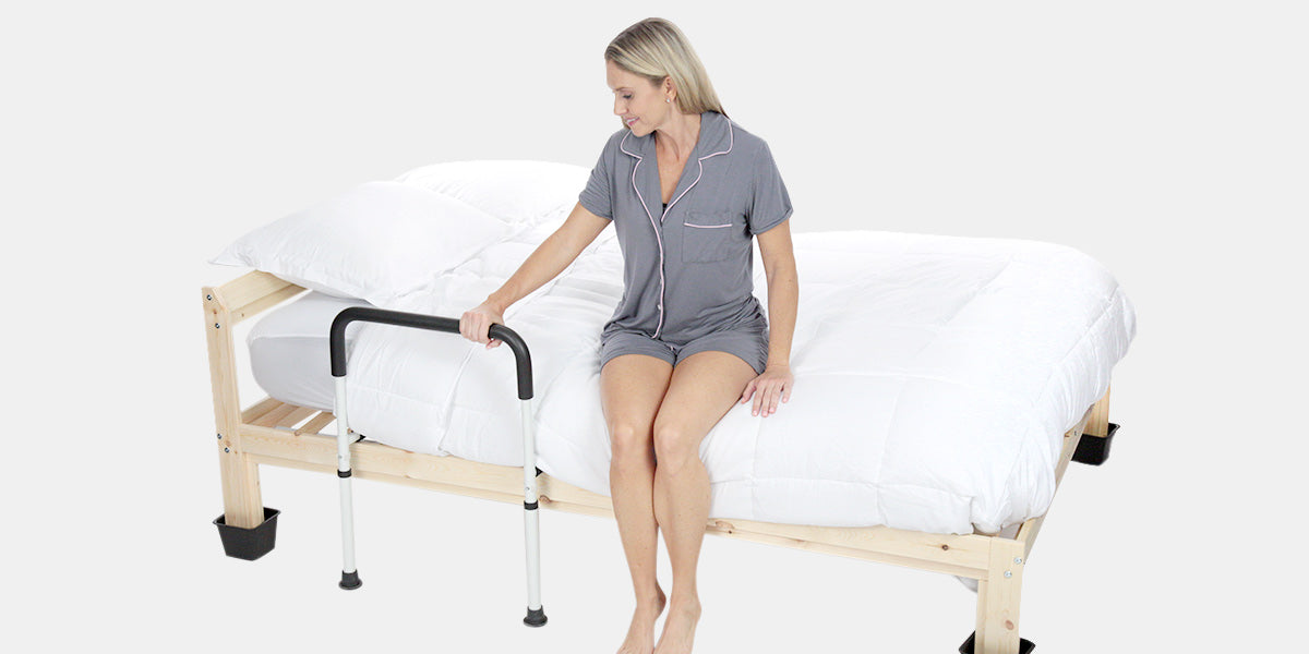 Bed Safety Rail by Vive